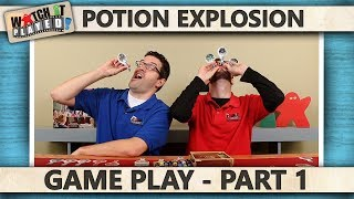 Potion Explosion - Game Play 1