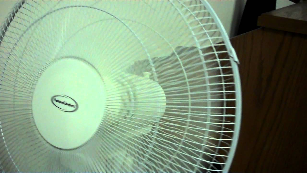 Feature Comfort Stand Fan Youtube