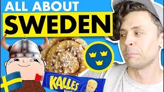 All about SWEDEN, the land of happy vikings