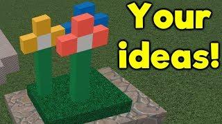 House Build Ep.7: Ihre Ideen! - ROBLOX Bauen Sie ein Boot