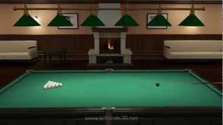 Бильярд онлайн. Играйте в онлайн бильярд на Billiards3D.net(http://Billiards3d.net Это первое видео, демонстриующее наш онлайн бильярд. Игра находится в стадии разработки. На..., 2012-11-28T17:37:59.000Z)