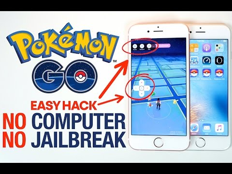 Pokemon GO Hack NO Computer! Joystick & Location Spoofing
