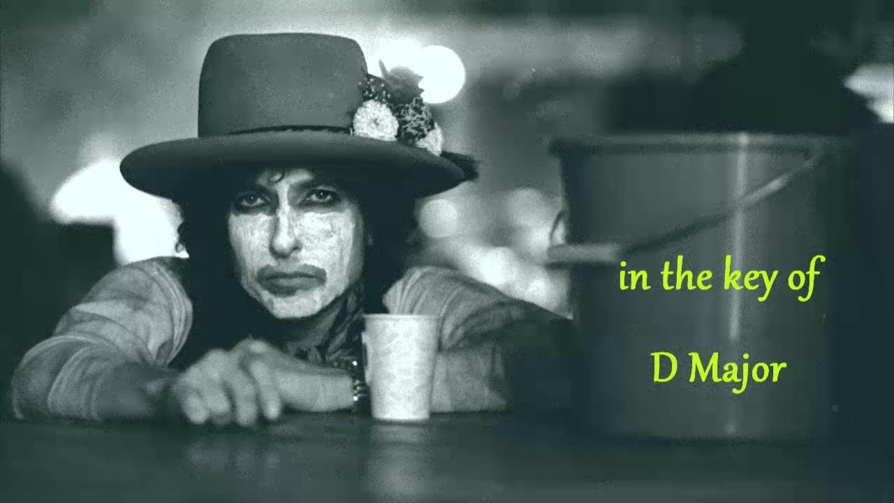 (Bob Dylan) - Blowin' In the Wind   Karaoke Fugitive - YouTube