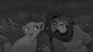 Kiara and Kovu ( клип )- ты не умер ты просто ушёл на небеса (Collab )