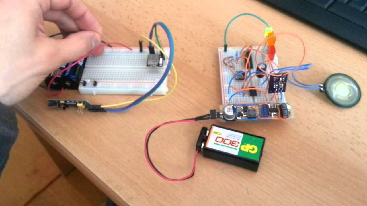 Rfduino And Lt5534 Rf Signal Strength Meter Youtube Radio Field Indicator Circuit
