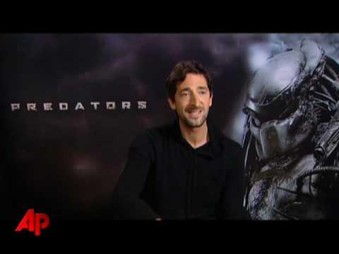 Adrien Vs 'Predators'