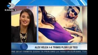 Antonia la Teo Show - 24 Octombrie 2014
