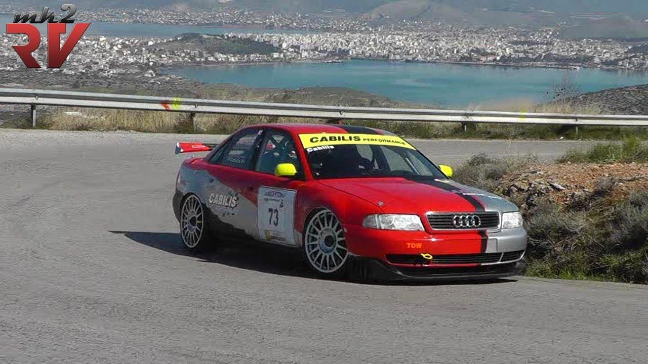 Audi A4 Stw Super Touring Quattro Hd Youtube