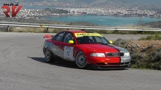 Audi A4 STW Super Touring Quattro HD