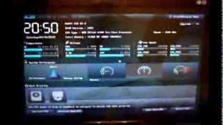 FX-6300@4.5GHz BIOS settings, ASUS board