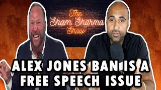 Why I Have A Problem With The Alex Jones Ban