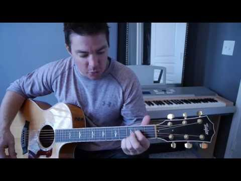 Life's A Dance - John Michael Montgomery (Beginner Guitar Lesson)