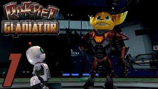 Let's Play Ratchet Gladiator [German][Blind][#1] Die Dreadzone!