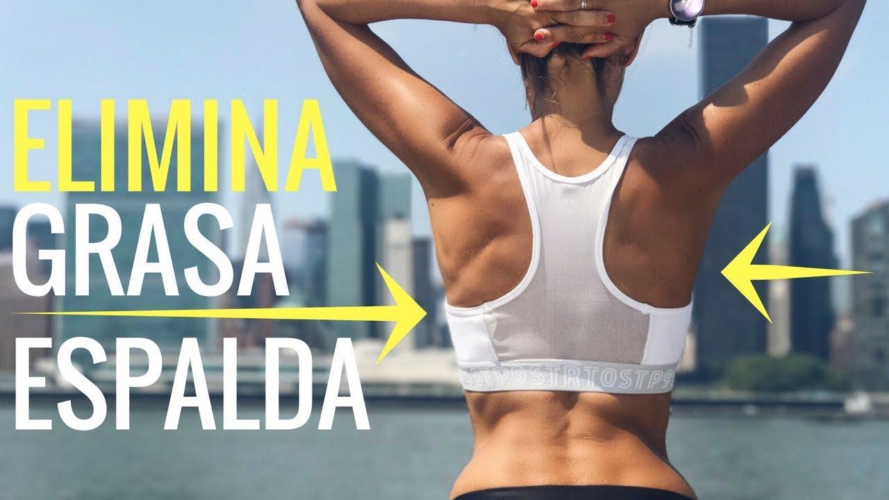 perder grasa espalda alta
