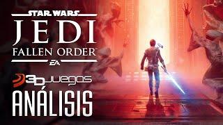 Star Wars Jedi Fallen Order Análisis en 4K. La mejor Guerra de las Galaxias en años