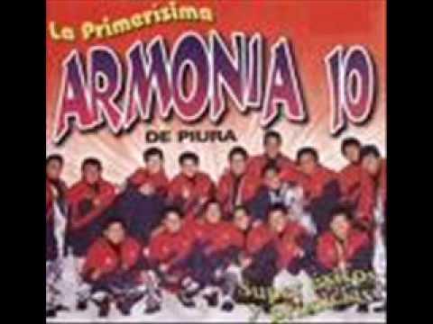 armonia 10 - me emborracho por tu amor.