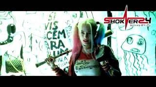 Suicide Squad feat. Queen - Bohemian rapsody 2016 (FullHD) Богемская рапсодия Отряд Самоубийц Марго