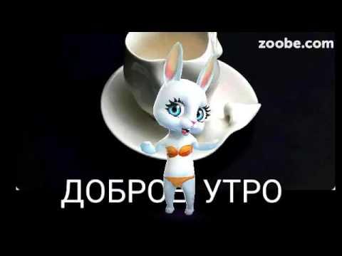 Зайка ZOOBE на русском \