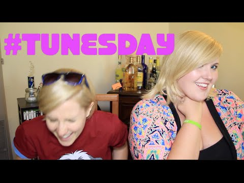 #TUNESDAY ft. Meghan Tonjes!