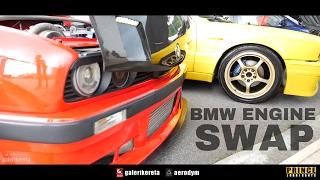 BMW 1jz 2jz Swap