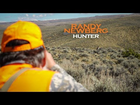 2017 Wyoming Pronghorn with Randy Newberg and Friends (Day 2)