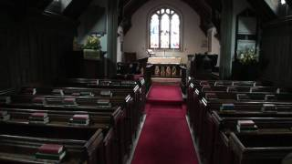 Greensted Church Near Chipping Ongar In Essex