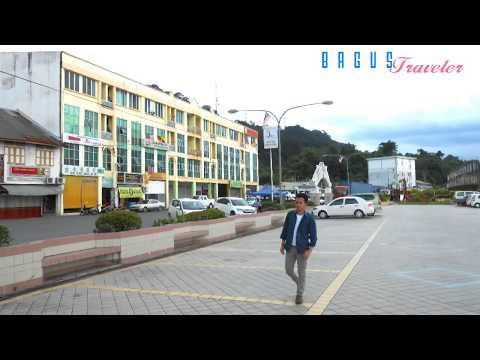 [Saraghuz] LIMBANG CITY Sarawak - Malaysia, the Separator of Brunei Two Enclapes