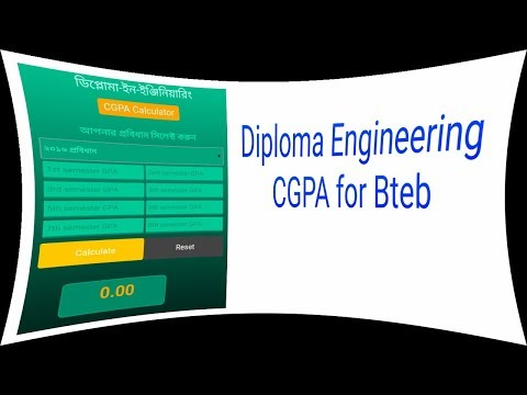How to Diploma Engineering all Department Result CGPA For Bteb