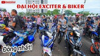 Đại hội Exciter và Biker lớn nhất Malaysia ▶ Chơi xe là Đam mê [Phần 1]