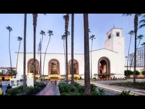 L.A. Union Station Post Oscar's Drive By- Joseph Armendariz