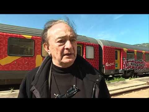 Inquiétude à Cerbère (66) Après L'annonce De La Fermeture De L'atelier SNCF