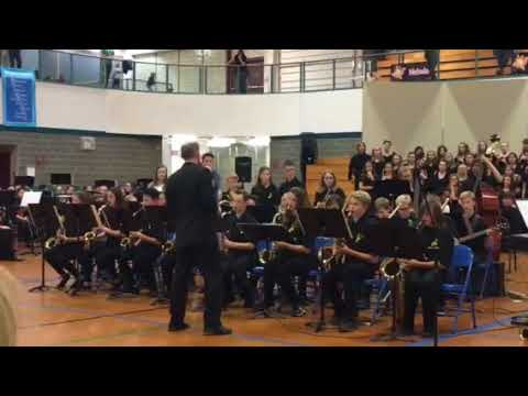 Goldenview Middle School Jazz Band