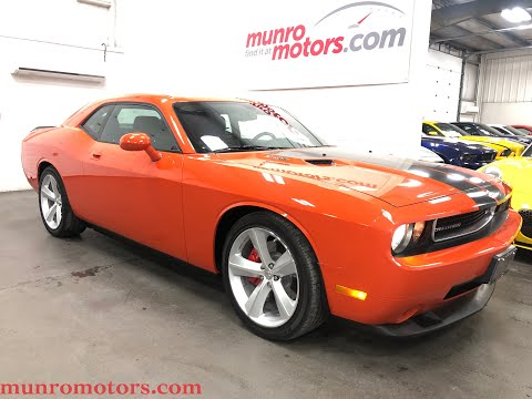 2009 DODGE CHALLENGER SRT8 PRO CHARGER 650 HP 4 LINK Munro Motors