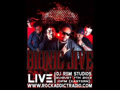 DJ REM Interviews - Bionic Jive