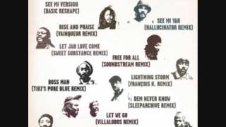 Rhythm & Sound - Lightning Storm (Francois K remix) w/ Rod Of Iron