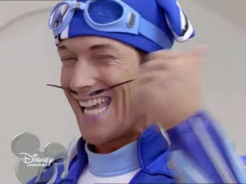 Lazy Town- No one´s lazy in Lazy Town (get up & go mix)