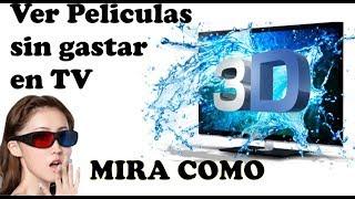 🎬 Ver y descargar peliculas 3D SBS Latino Blu-Ray 1080p GRATIS | Javier Acevedo