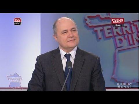 Invité : Bruno Le Roux - Territoires d'infos (18/03/2016)