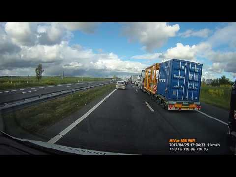 Dashcam File A28 strand nulde  Bolk Transport