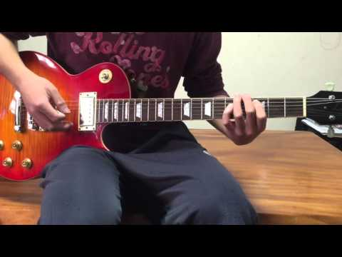 Bon Jovi It's My Life guitar cover