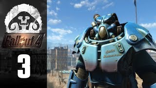 FALLOUT 4 (Chapter 5) #3 : This is going to take forever and a lot of ammo!