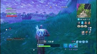 Fastest getaway win? (Fortnite world record?)