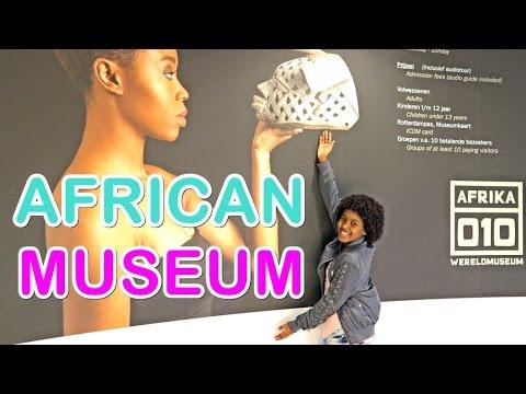 AFRICAN MUSEUM (Afrika 010) | WERELDMUSEUM ROTTERDAM
