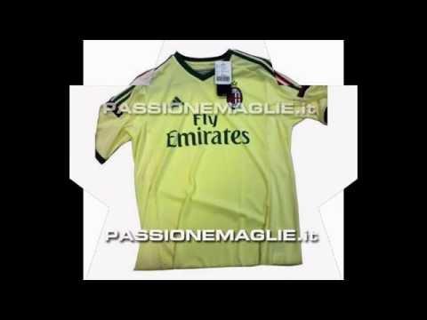 Ac Milan jersey 2014-2015
