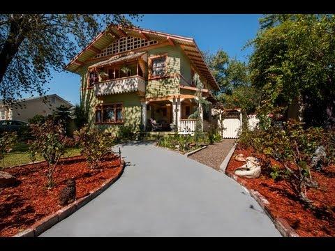 Historic Anaheim Home • 907 West Broadway • Anaheim • 92805