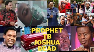 Video: TB Joshua Last Message To The World Before Death