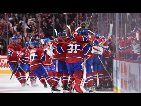 Montreal Canadiens : Road to the Cup