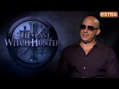 How 'The Last Witch Hunter' Helped Vin Diesel Cope with Paul Walker's Death