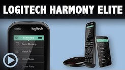 Logitech Harmony Elite: Test im Alltagsbetrieb