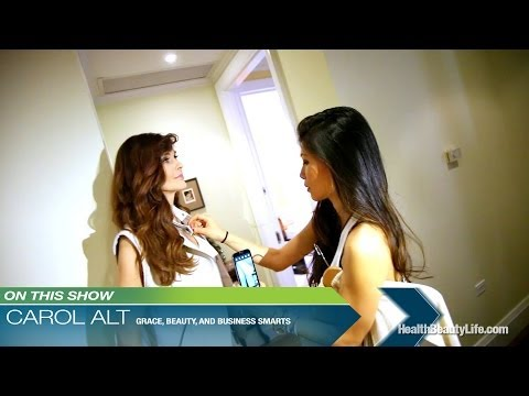 Carol Alt - Beauty, Grace & Business Smarts